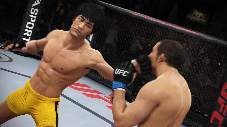 EA Sports UFC Review - Screenshot 6 of 7