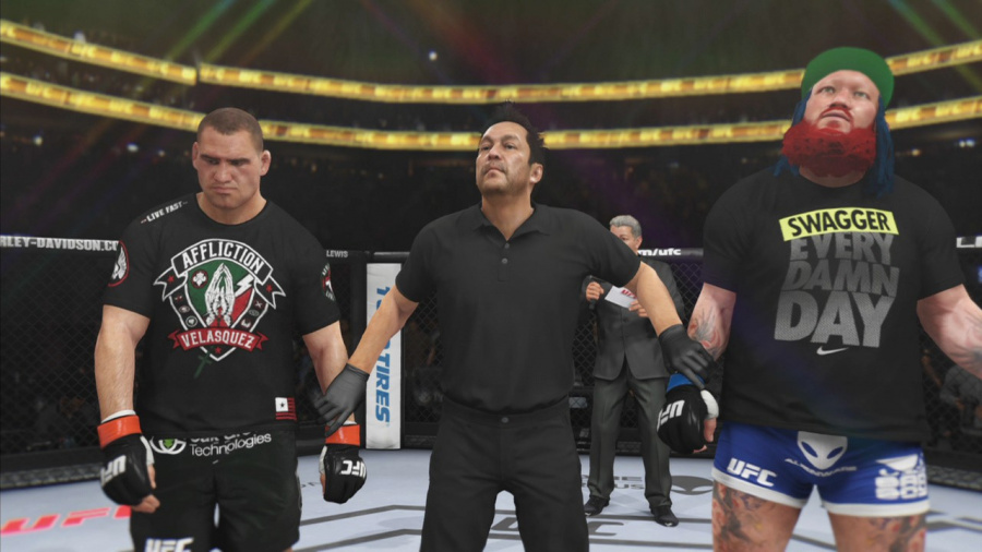 EA Sports UFC Review - Screenshot 7 of 7