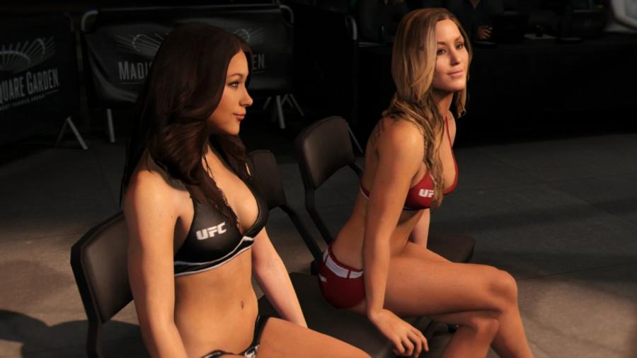 EA Sports UFC Review - Screenshot 5 of 7