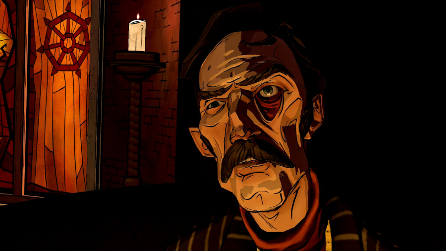 The Wolf Among Us: Episode 5 - Cry Wolf Review - Screenshot 1 of 2