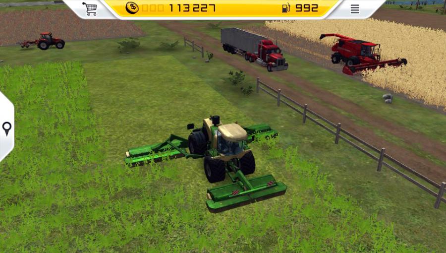 Farming Simulator 14 Review - Screenshot 2 of 3
