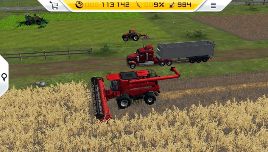 Farming Simulator 14 Review - Screenshot 1 of 3