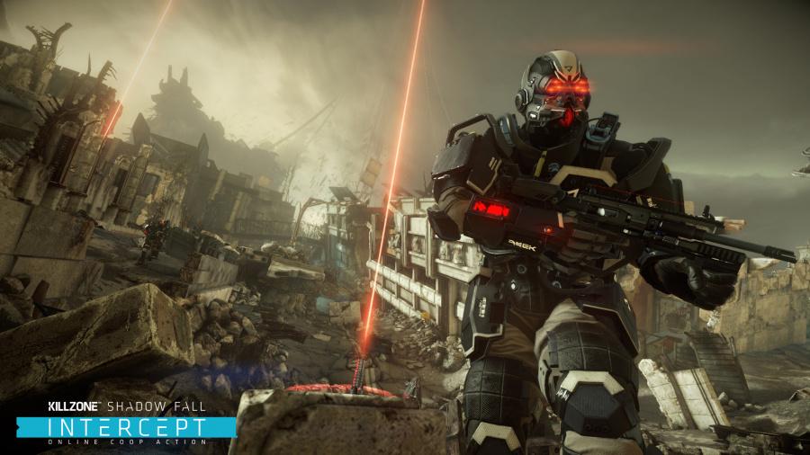 Killzone: Shadow Fall - Intercept Review - Screenshot 3 of 6