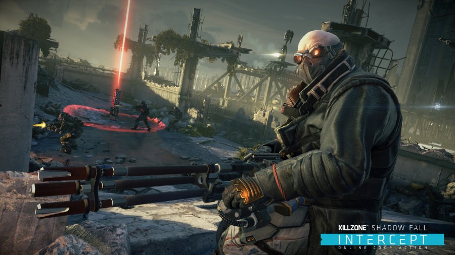 Killzone: Shadow Fall - Intercept Review - Screenshot 4 of 5