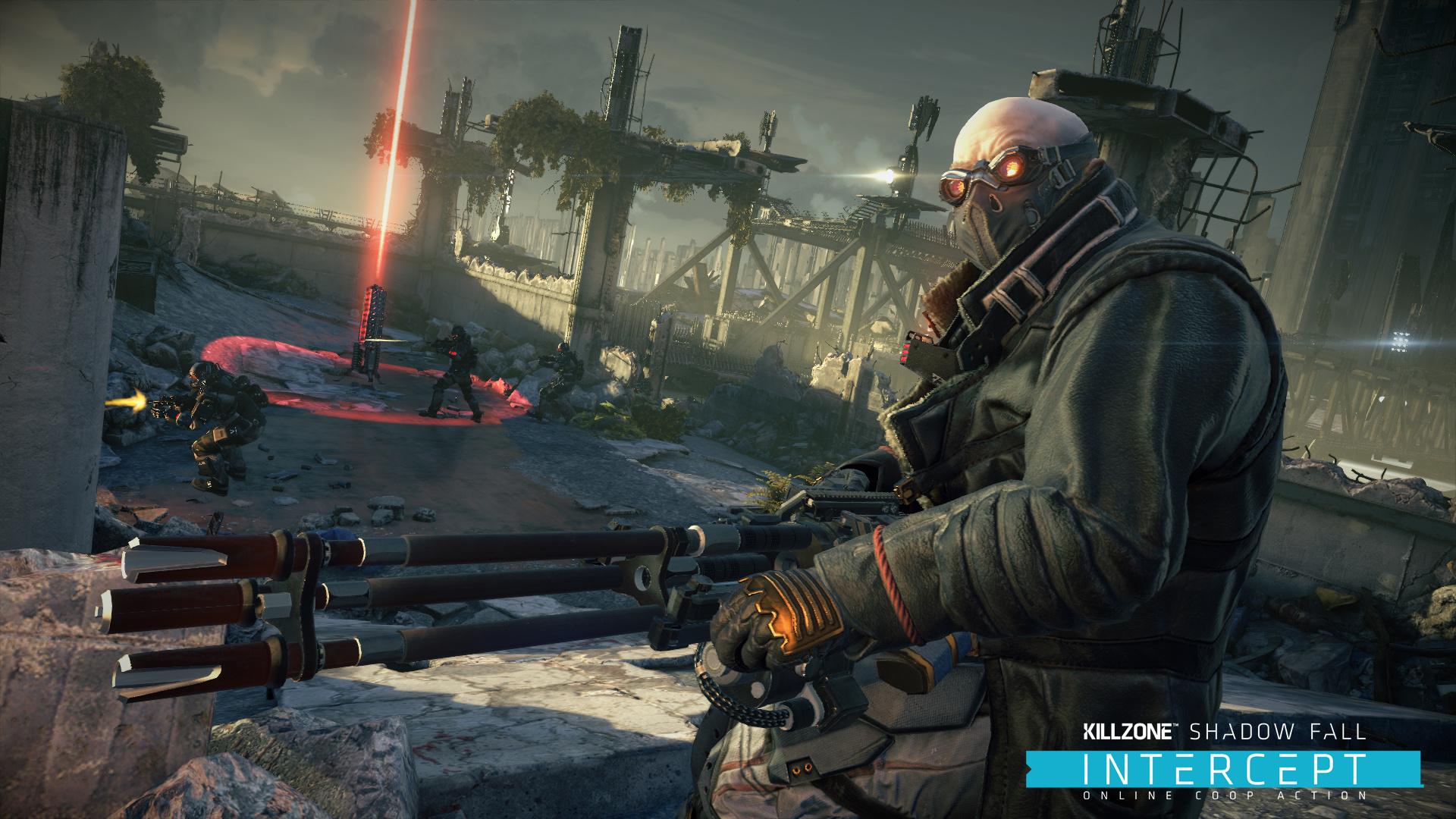 Killzone: Shadow Fall - Intercept Review (PS4) | Push Square  Killzone 4 Review