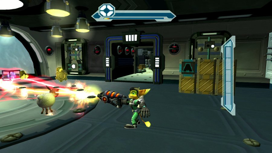 The Ratchet & Clank Trilogy Review - Screenshot 1 of 3
