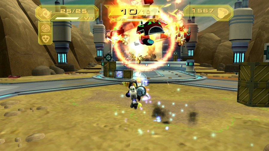 The Ratchet & Clank Trilogy Review - Screenshot 2 of 3