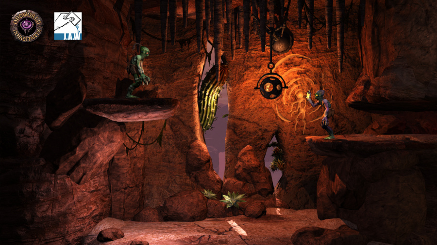 Oddworld: New 'n' Tasty Review - Screenshot 6 of 6