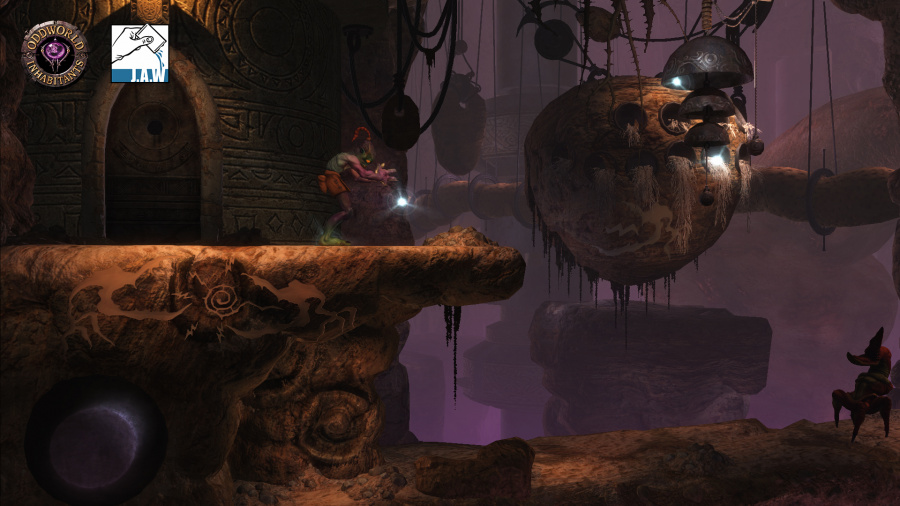 Oddworld: New 'n' Tasty Review - Screenshot 4 of 6