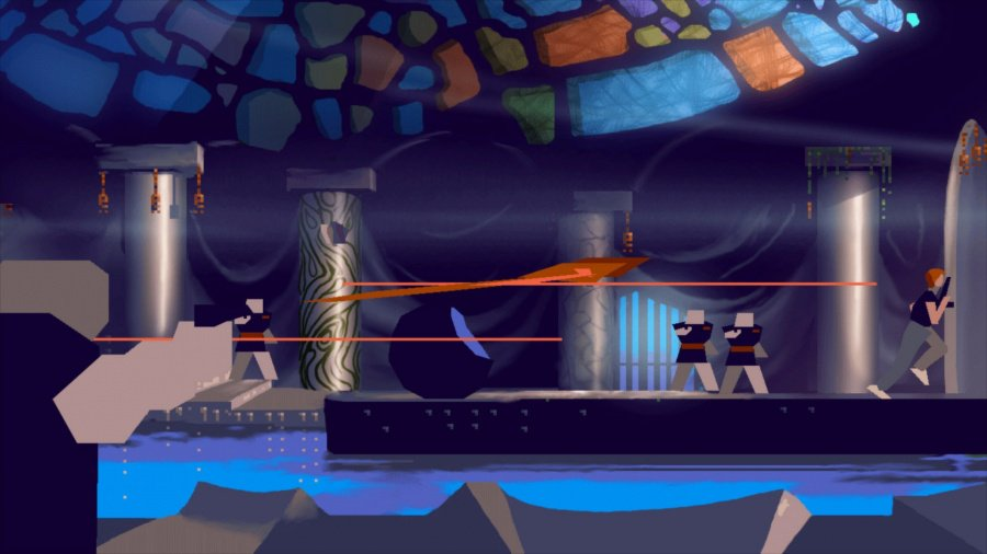 Another World Review - Screenshot 2 of 6