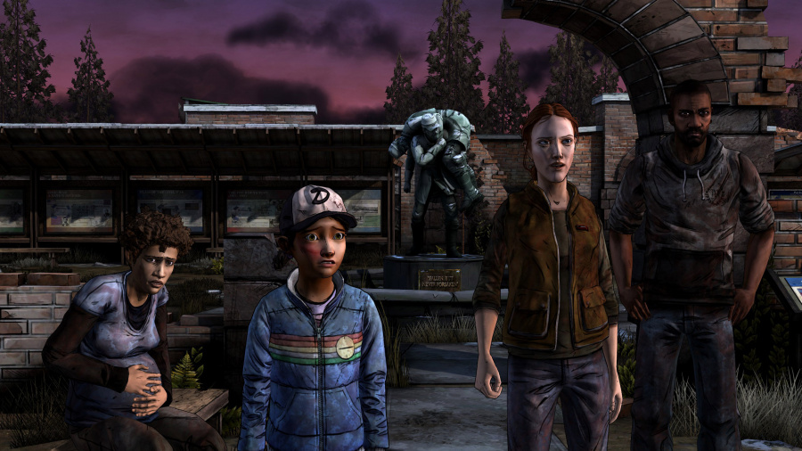 The Walking Dead: Season 2, Episode 4 - Amid the Ruins Review - Screenshot 2 of 3