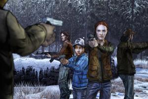 The Walking Dead: Season 2, Episode 4 - Amid the Ruins Screenshot