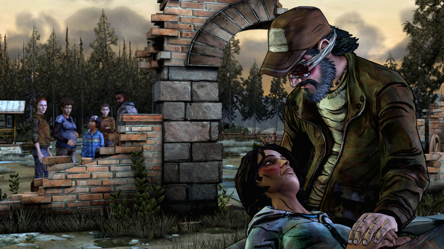 The Walking Dead: Season 2, Episode 4 - Amid the Ruins Review - Screenshot 3 of 3