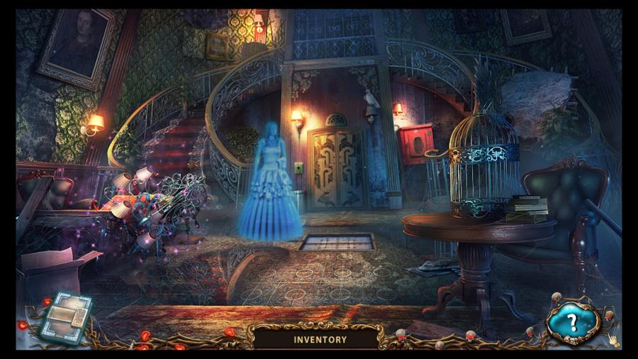 Sacra Terra: Kiss of Death Review - Screenshot 1 of 3
