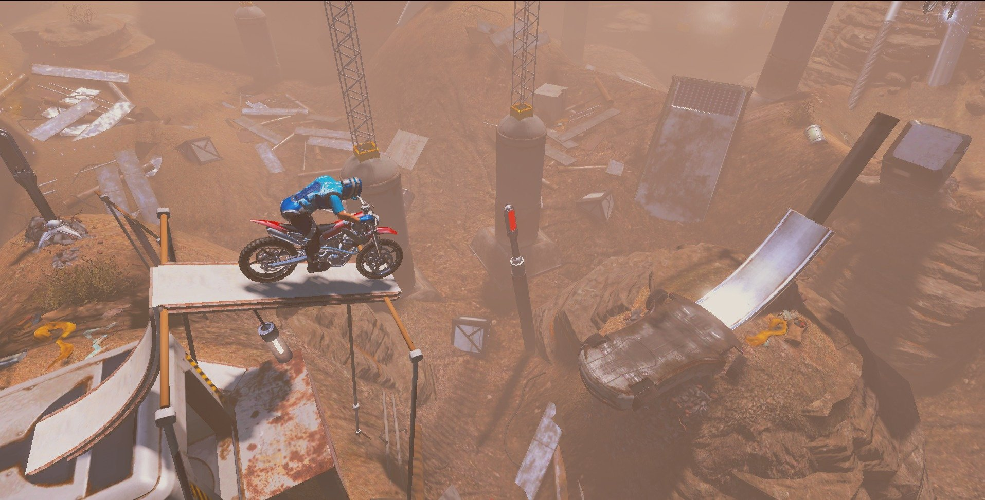 Trials Fusion: Riders of the Rustlands Review