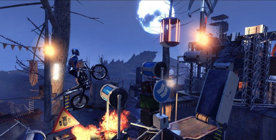 Trials Fusion: Riders of the Rustlands Review - Screenshot 3 of 3