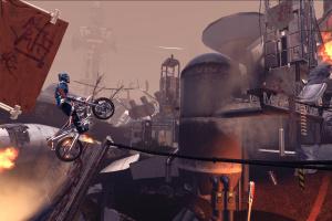 Trials Fusion: Riders of the Rustlands Screenshot