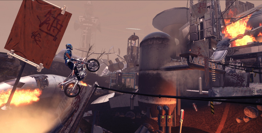 Trials Fusion: Riders of the Rustlands Review - Screenshot 2 of 3