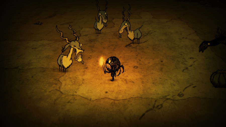 Don't Starve: Reign of Giants Review - Screenshot 2 of 4