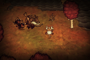 Don't Starve: Reign of Giants Screenshot