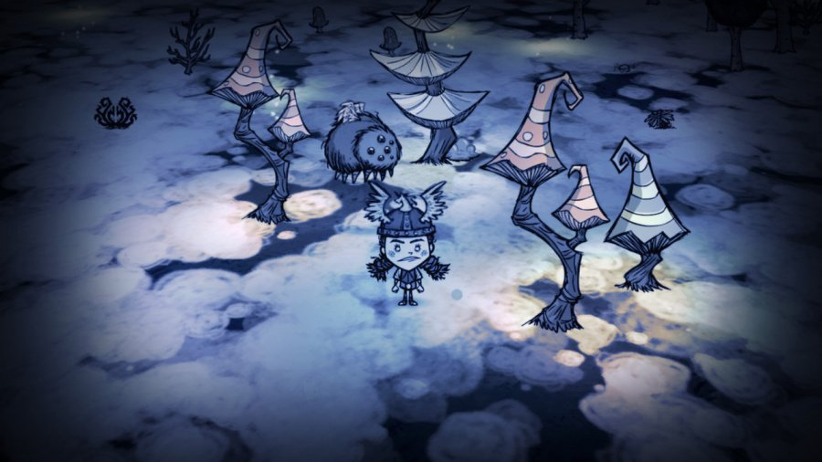 Don't Starve: Reign of Giants Review - Screenshot 1 of 4