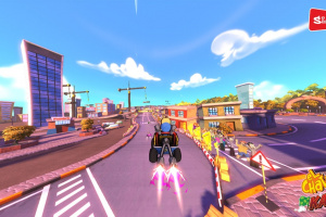 El Chavo Kart Screenshot