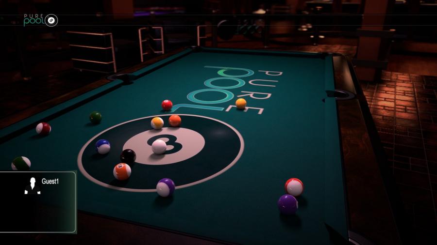 Pure Pool Review - Screenshot 1 of 4