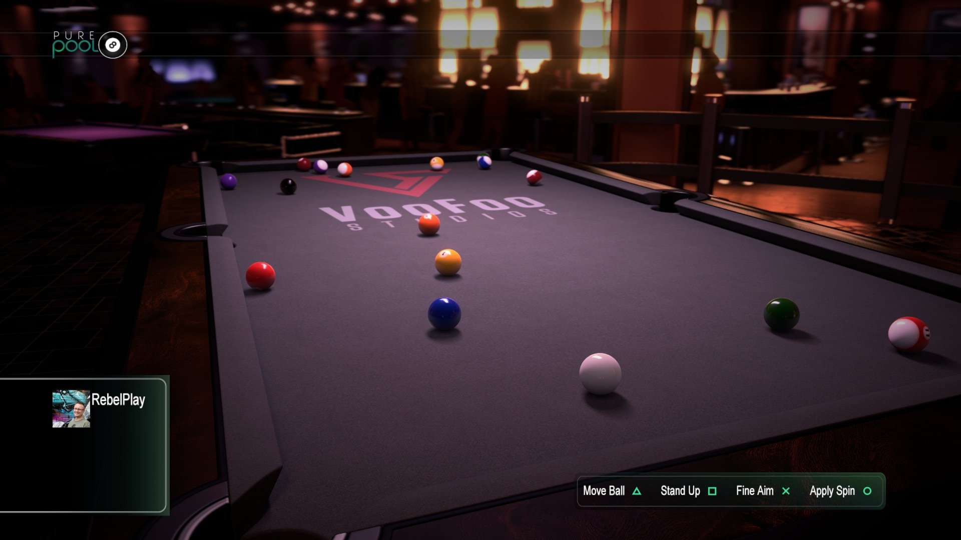 Online Billard Multiplayer