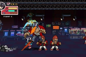 Phantom Breaker: Battle Grounds Screenshot