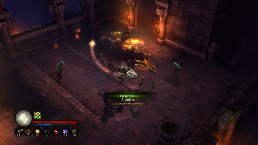 Diablo III: Reaper of Souls - Ultimate Evil Edition Review - Screenshot 2 of 4