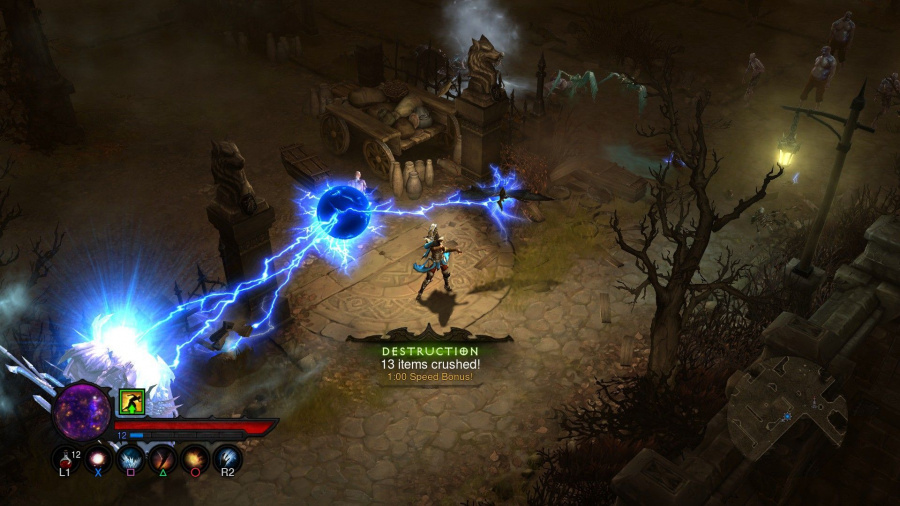 Diablo III: Reaper of Souls - Ultimate Evil Edition Review - Screenshot 1 of 4