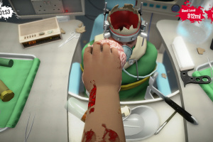 Surgeon Simulator: Anniversary Edition Screenshot