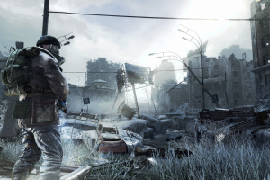 Metro Redux Screenshot