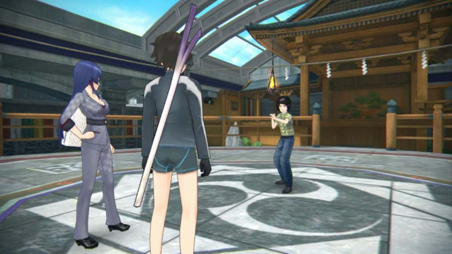Akiba's Trip: Undead & Undressed Review - Screenshot 4 of 4