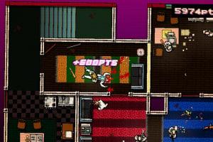 Hotline Miami Screenshot