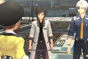 Tales of Xillia 2 Screenshot