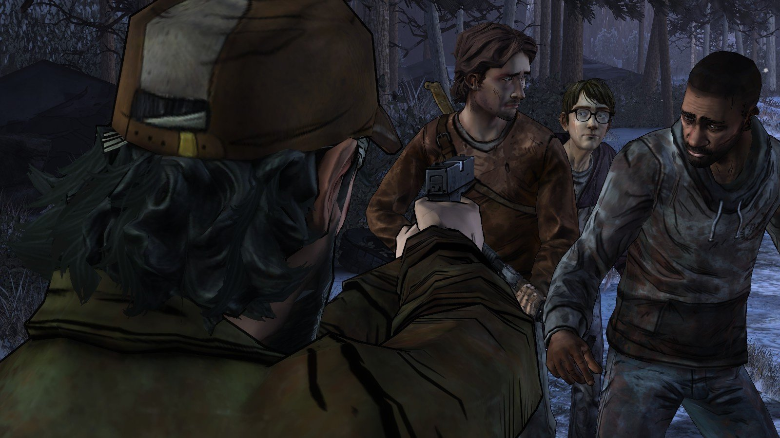 The Walking Dead (Video Game) | Walking Dead Wiki | Fandom