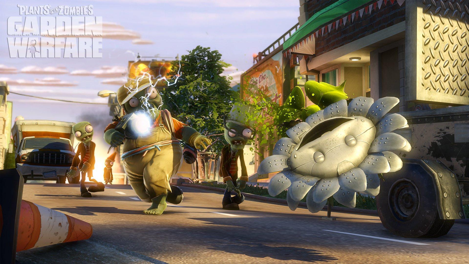 Plants vs. Zombies: Garden Warfare (PS4 / PlayStation 4