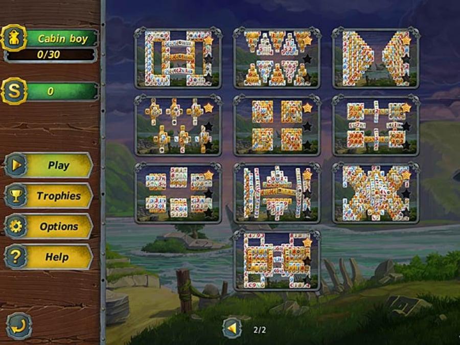 Mahjong Gold Review - Screenshot 2 of 2