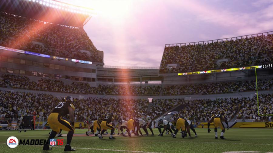 Madden NFL 15 Review - Screenshot 3 of 5