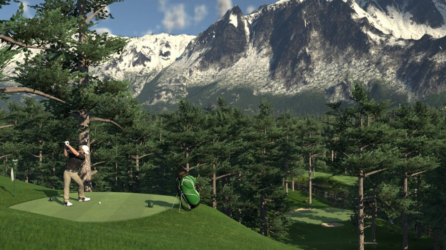 The Golf Club Review - Screenshot 1 of 4