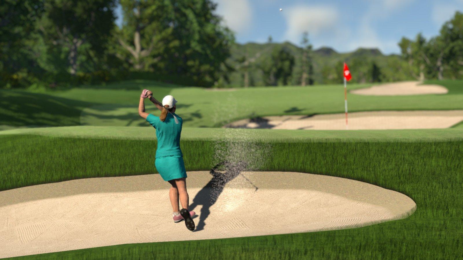 the golf club ps4 playstation 4 news reviews trailer screenshots. Black Bedroom Furniture Sets. Home Design Ideas