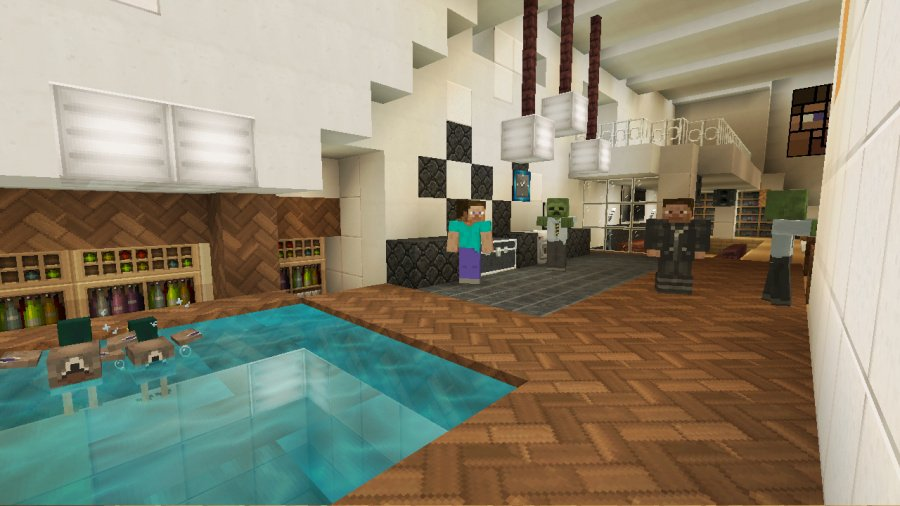 Minecraft: PlayStation 4 Edition Review - Screenshot 2 of 4