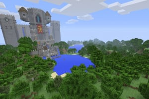 Minecraft: PlayStation 4 Edition Screenshot