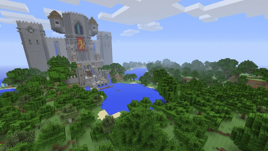 Minecraft: PlayStation 4 Edition Review - Screenshot 4 of 4
