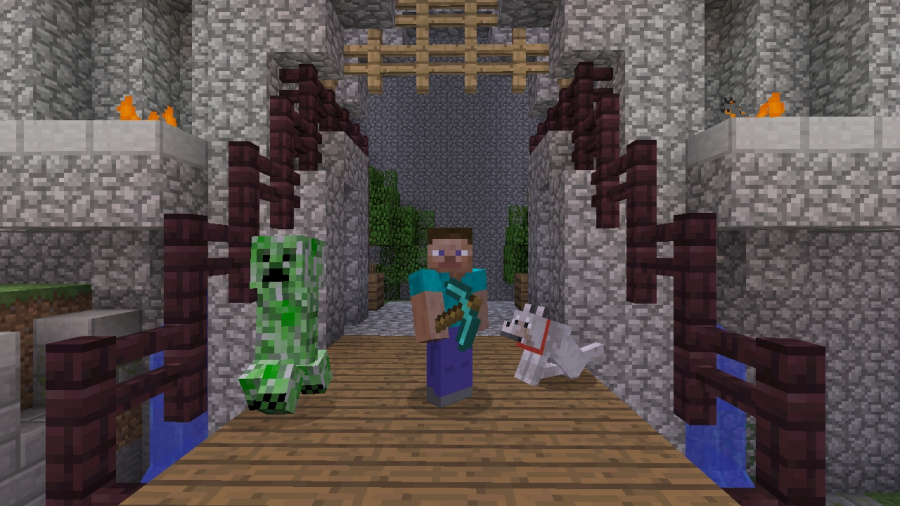Minecraft: PlayStation 4 Edition Review - Screenshot 3 of 4