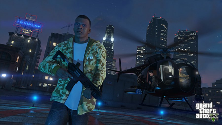 Grand Theft Auto V Review - Screenshot 4 of 5