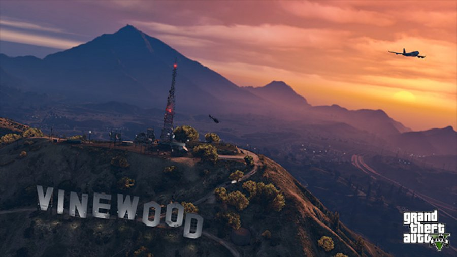 Grand Theft Auto V Review - Screenshot 1 of 5