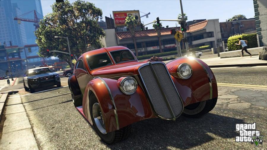 Grand Theft Auto V Review - Screenshot 2 of 5