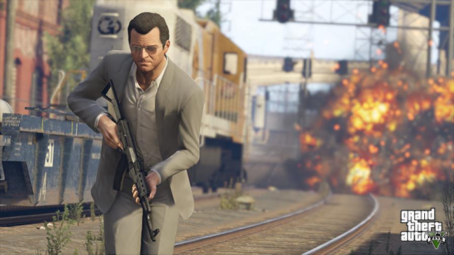 Grand Theft Auto V Review - Screenshot 3 of 5